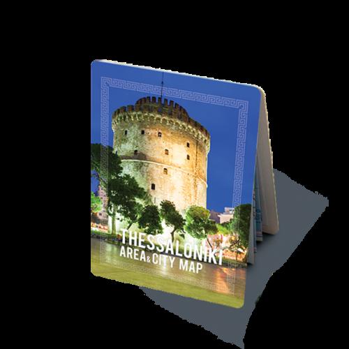 Thessaloniki Map